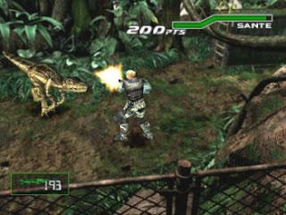 Dino Crisis 2 - Jogos de PS1