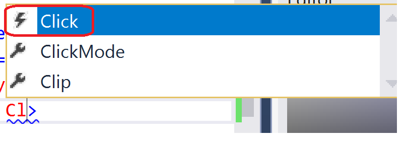 Event Code: UI design with XAML in Visual Studio 2017 - 2