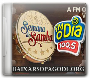 Grupo Pedra Do Sal  – Dia Do Samba Fm ODia Ao Vivo