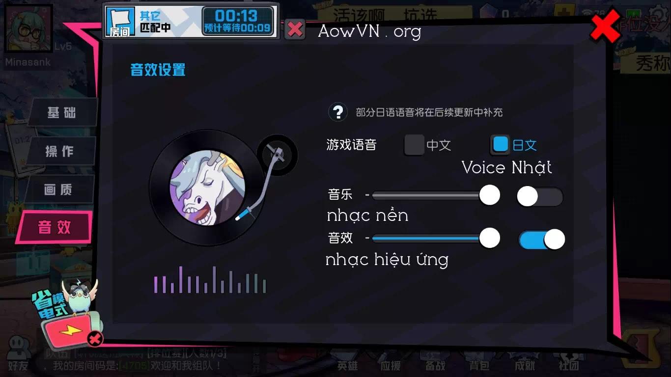 AowVN.org moba anime3%2B%252832%2529 - [ HOT ] Moba Anime 3 - Non-human Academy | Game Android & IOS - Siêu phẩm tuyệt hay 60FPS không lag