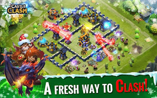 Castle Clash Apk v1.2.78 (Mod Unlimited) Terbaru 2015