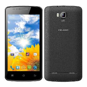 Celkon Mobiles Factory Reset From Menu
