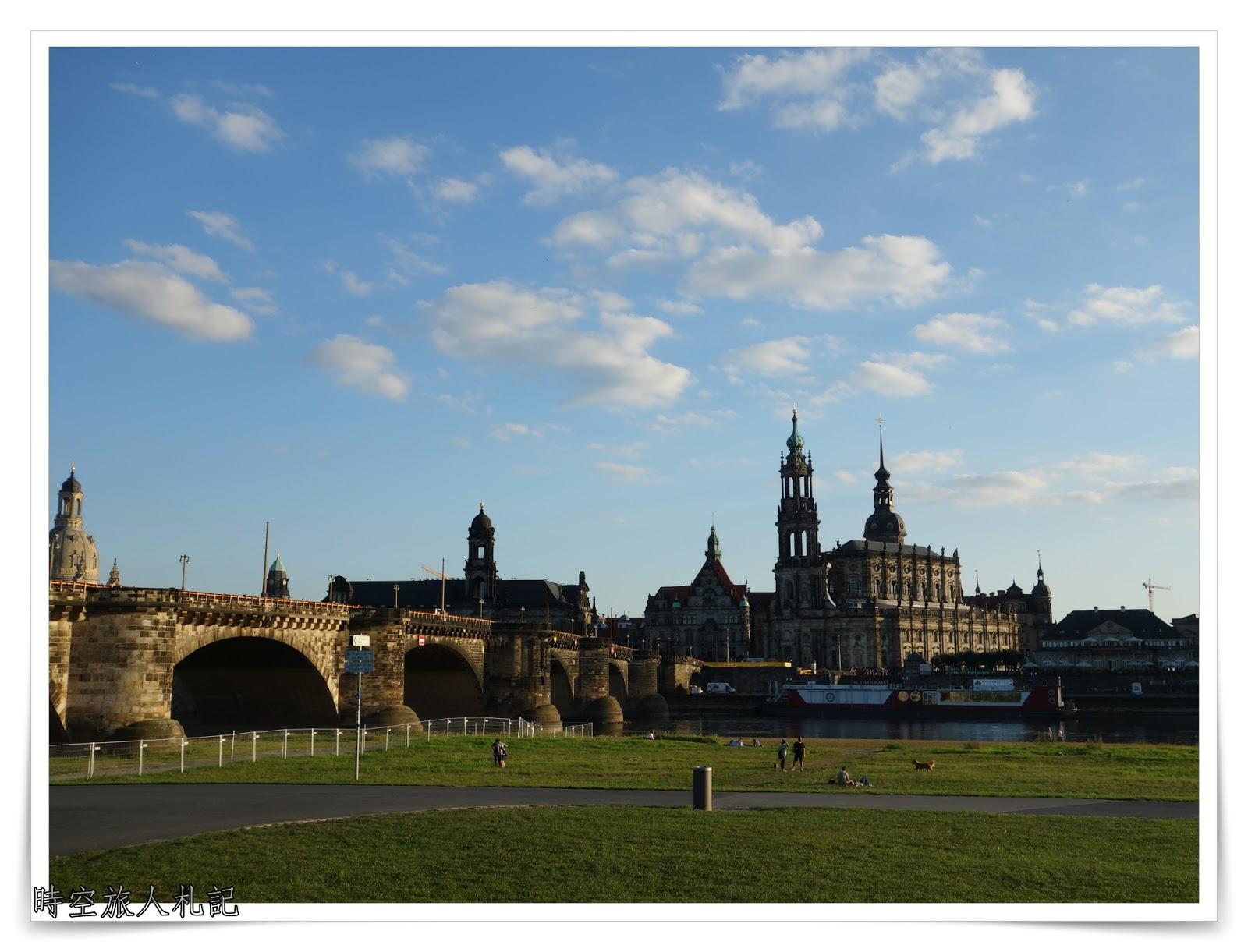 德勒斯登老城 (Dresden): 易北河上的佛羅倫斯