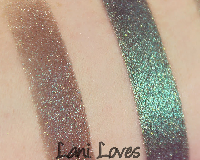 Darling Girl Impervious Eyeshadow Swatches & Review