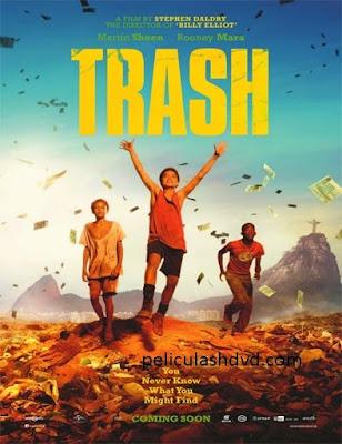 Trash, ladrones de esperanza 2014 online