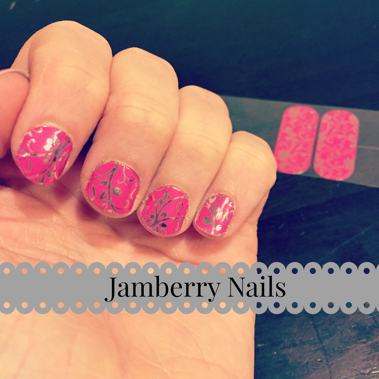 Kate\'s Kitchen: Jamberry Review