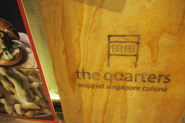 the quarters singapore review