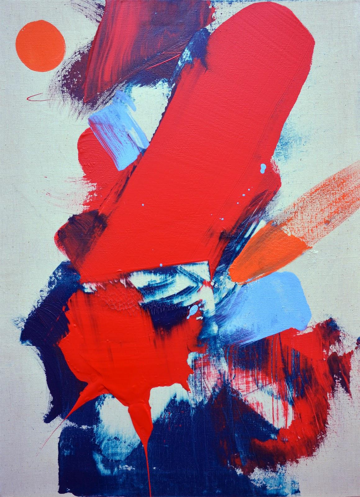 bordeaux artiste peintre atelier peinture abstrait