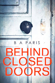 Behind Closed Doors by B.A. Paris book review