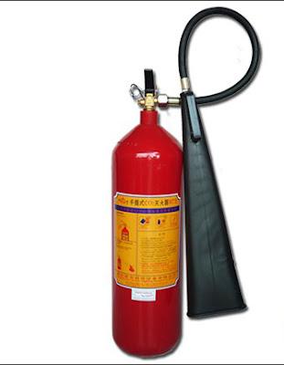 Bình chữa cháy CO2 MT5 KG