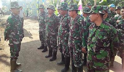 "Kejar Target Rehab RTLH, ""Tentara Tukang"" Siap Lembur"