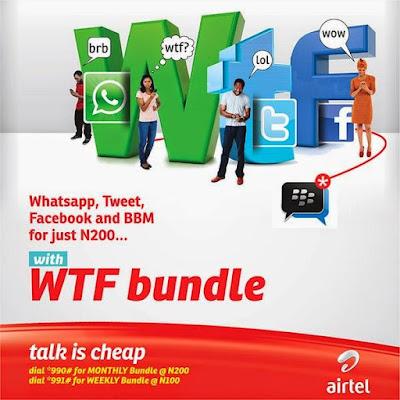 Airtel Social Plans: Price and Bundles