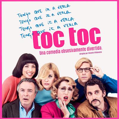 TOC TOC, adaptación cinematográfica de la obra de teatro - Cartell
