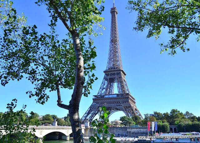 Eiffel Tower ticket rates