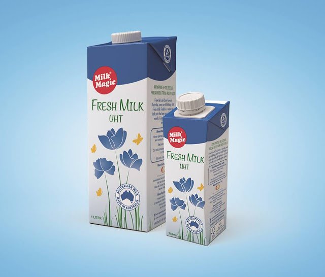 Milk Magic Introduces its New Fresh Milk offering in Modern Tetra Brik® Aseptic Edge Packaging