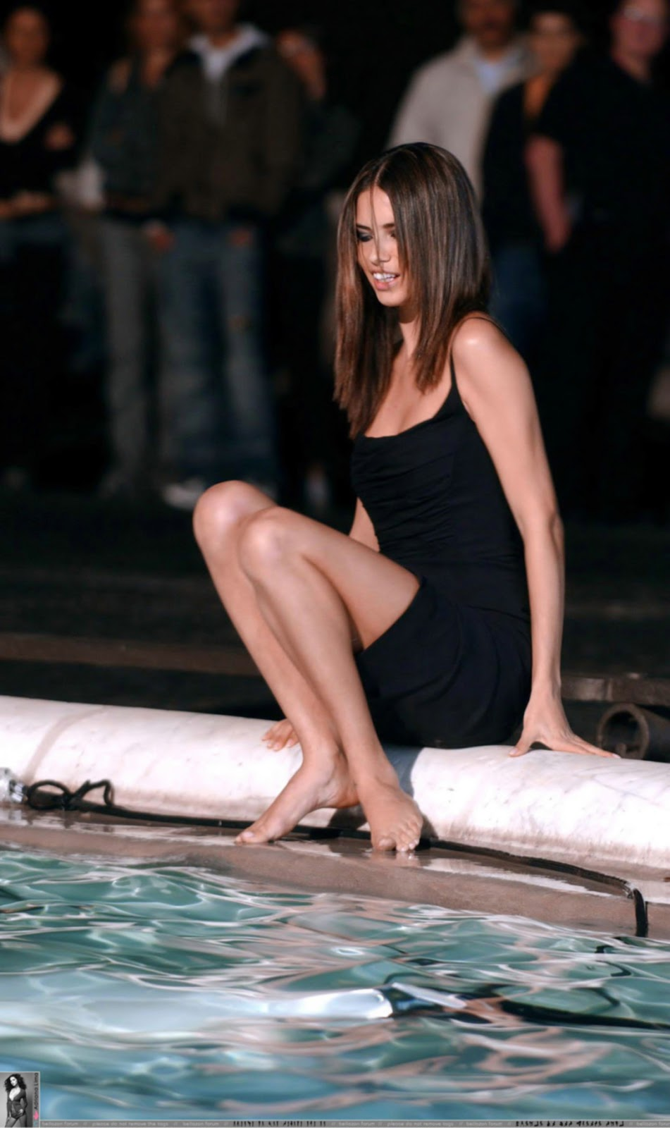 Adriana Lima Hd Feet Photos Sexy Feet Capture - Celebrity -2204