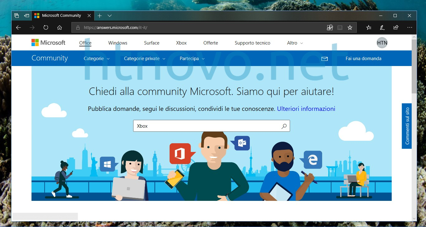 Esclusiva-Forum-Xbox-Microsoft-Community