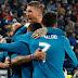 مدريد يمتلك متوسط اهداف كبير خارج الديار في دوري الابطال