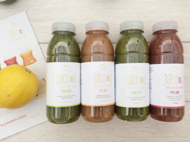 CLASSIC ROUGE: Juicetou - 3 Day Juice Cleanse