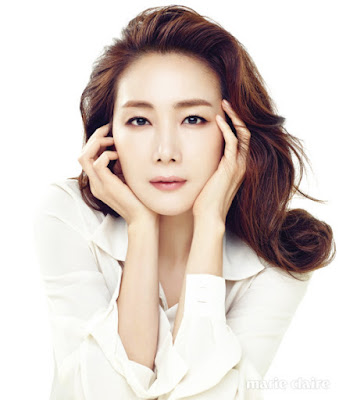 Choi Ji Woo - Marie Claire Magazine March 2016