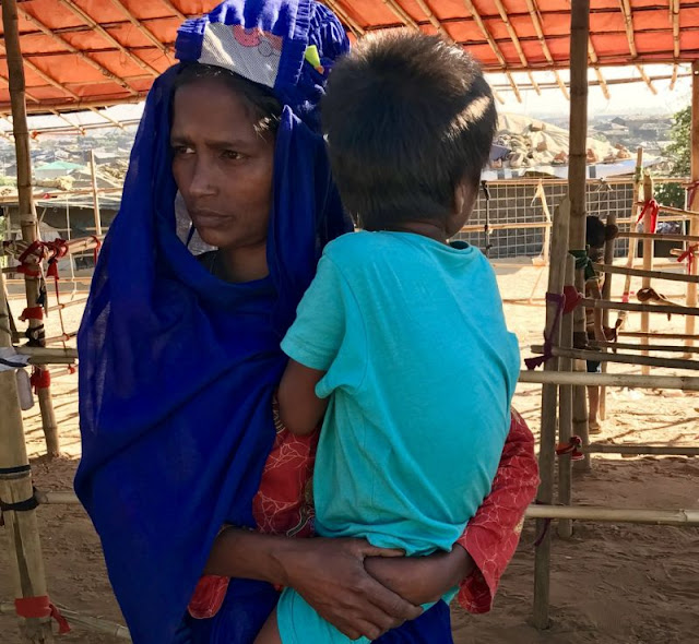 Rohingya Women Can't Escape Trauma
