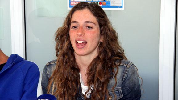 Η Άννα Ντουντουνάκη για τα 16α Βενιζέλεια κολύμβησης