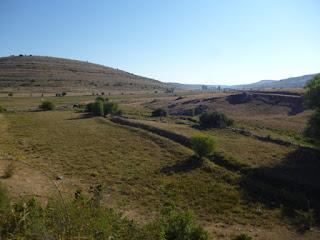 Canalización de molino. Arroyo de la Dehesa