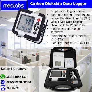 Perekam Data Karbon Dioksida