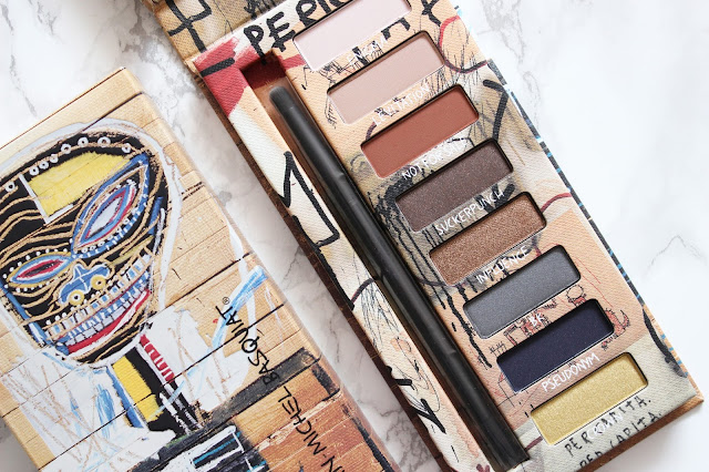 Urban Decay x Jean-Michel Basquiat Collection | Review & Swatches
