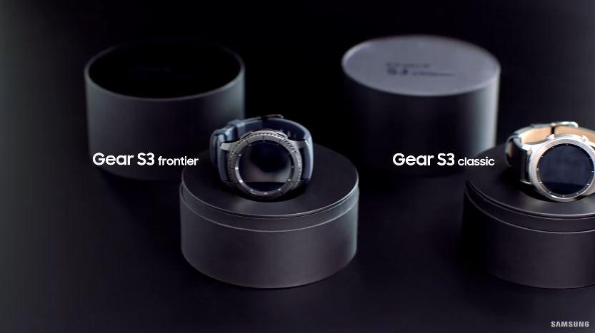 Pubblicità Samsung Gear S3, È ora di distinguersi nella quotidianità con Foto -  Spot Pubblicitario Samsung Gear S3 2016