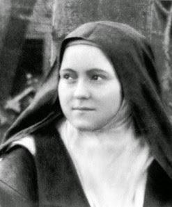 Heilige Theresia van Lisieux foto
