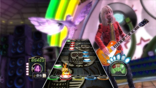 Download Guitar Hero Aerosmith PC Games Gameplay
