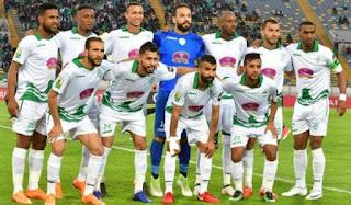نتيجة مباراة الرجاء الرياضي وادوانا ستارز اليوم الثلاثاء 29\8\2018 كأس الإتحاد الإفريقي