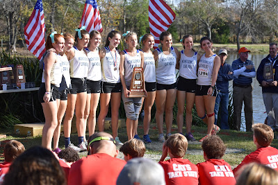 Montgomery Catholic's Tyynismaa Brings Home 4th State Cross Country Title, Girls' & Boys' Teams 4A State Runner-Up 2