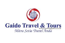 Lowongan Kerja Bukittinggi Gaido Travel & Tours April 2019