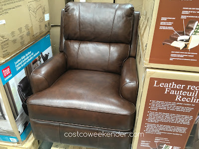 Synergy Leather Recliner - The perfect chair for any room