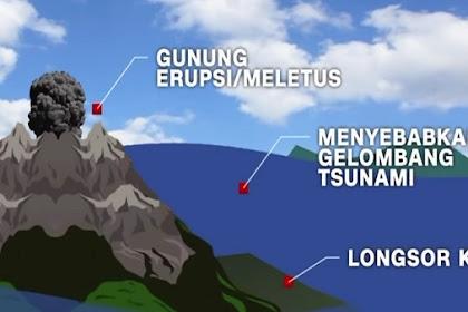 Dampak Tsunami Jika terjadi Disuatu Wilayah