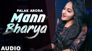 Presenting Mann Bharya (Cover song) lyrics penned by Jaani. Mann Bharya (Cover song) is sung by Palak Arora & originally sung by B-Praak