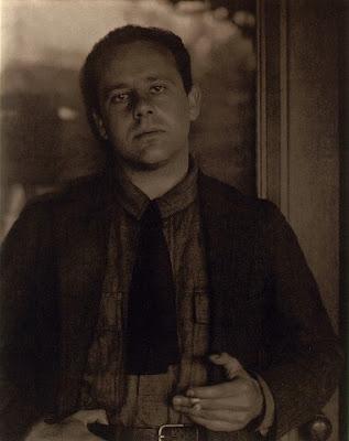 Paul Strand par Alfred Stieglitz,1919.