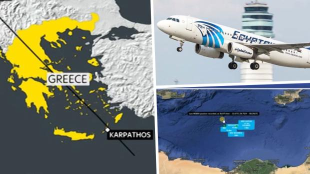 Τα τελευταία λεπτά της μοιραίας πτήσης MS 804 της EgyptAir