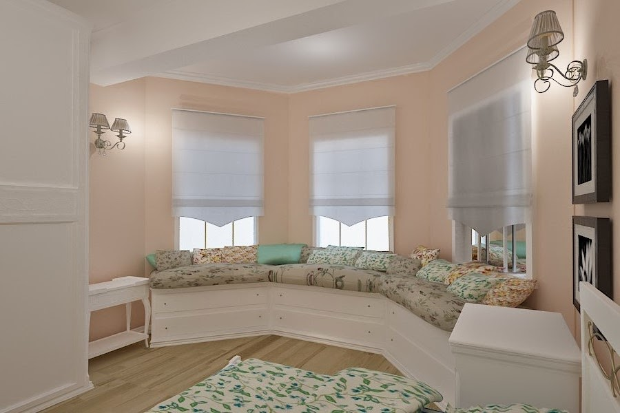 design interior dormitor casa Constanta