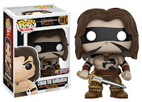 Funko Pop! Conan The Barbarian War Paint