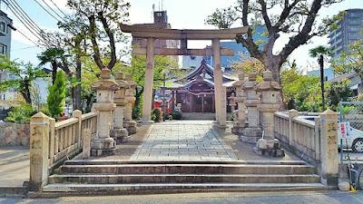 人文研究見聞録:八宮神社・六宮神社 [兵庫県]