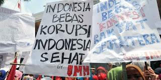Putihkan Korupsi Untuk Lunasi Hutang dan Tingkatkan Kesejahteraan Rakyat