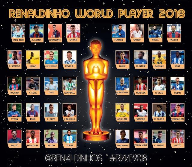 Renaldinho World Player 2018 Renaldinho%2BWorld%2BPlayer%2B2018