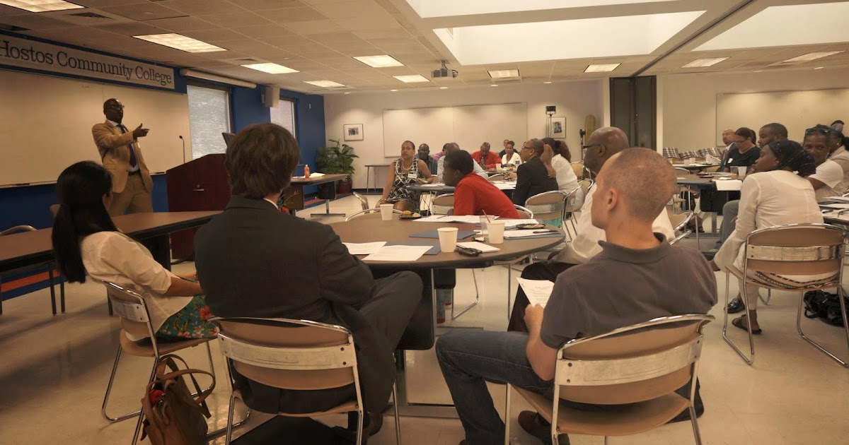Bronx Reentry Working Group Holds 4th Annual Forum