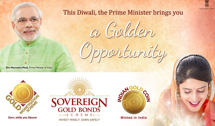 Buy Sovereign Gold Bond 2015-16 by Govt of India [RBI]