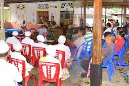 Korem Binaiya Ingin Ciptakan Maluku Aman, Damai, Bersahabat dan Berprestasi