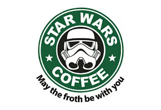Star Wars may the Froth be with you.