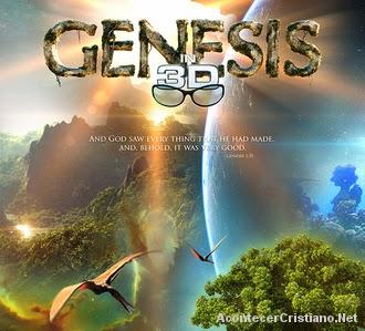 Película Génesis contra la evoluvión